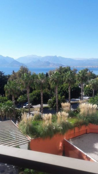 Antalya Lara Akra Park Barut View