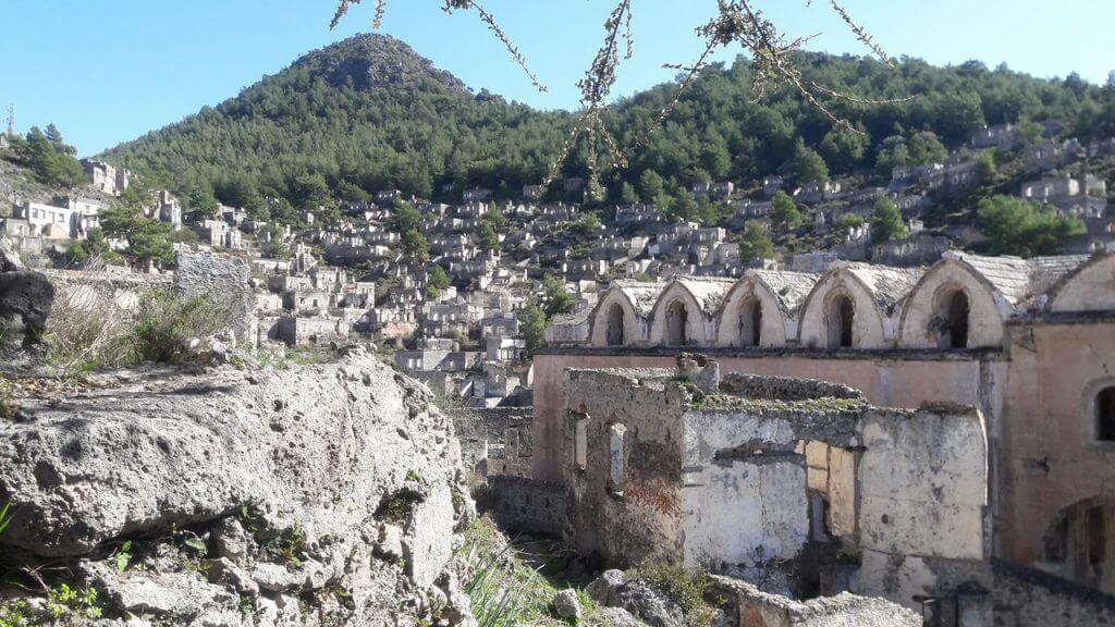 Kayakoy Ancient City