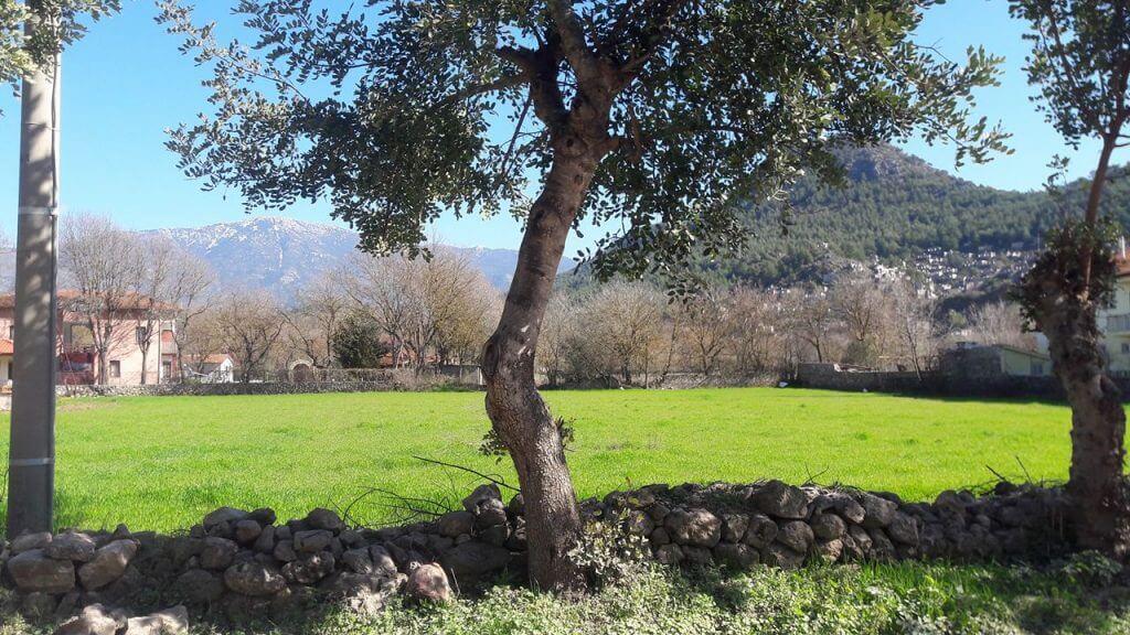 Kayakoy Village near Fethiye