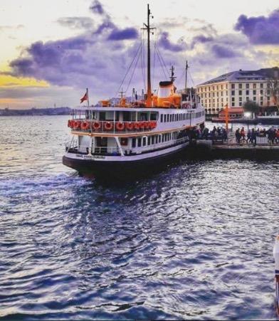 Istanbul Vapur Besiktas Iskelesi