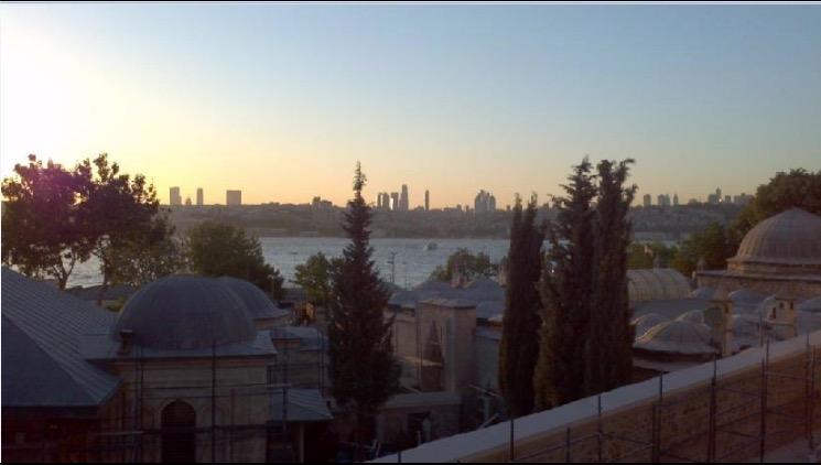 Uskudar Fethipasa Korusu Istanbul Turkey