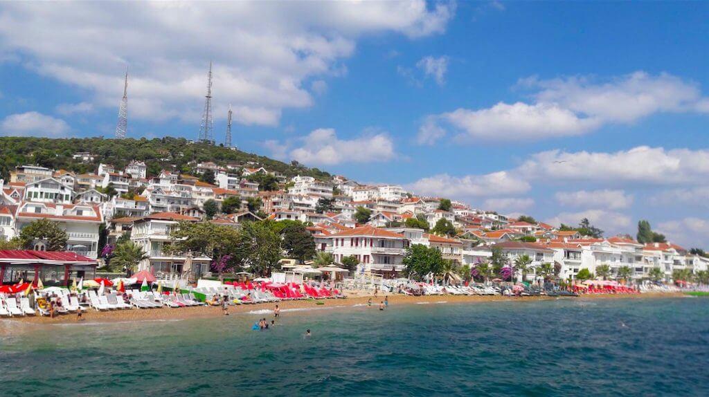 Kınalı Ada Princes Islands Istanbul Turkey
