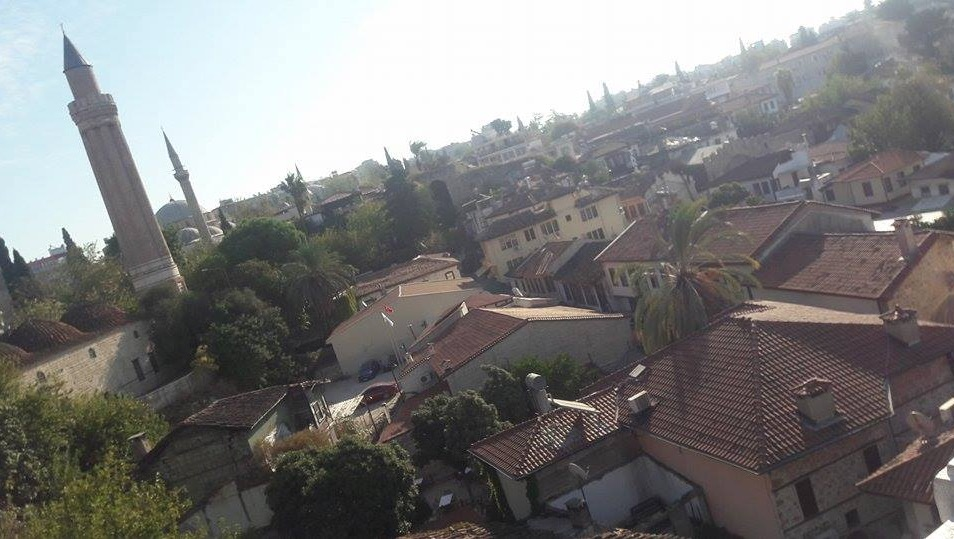 Antalya Kaleici Eski Osmanlı Evleri