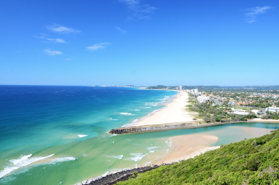 Tumgun Lookout, Burleigh Heads, Gold Coast