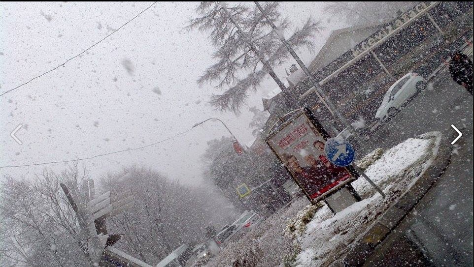 snow uskduar kosuyolu