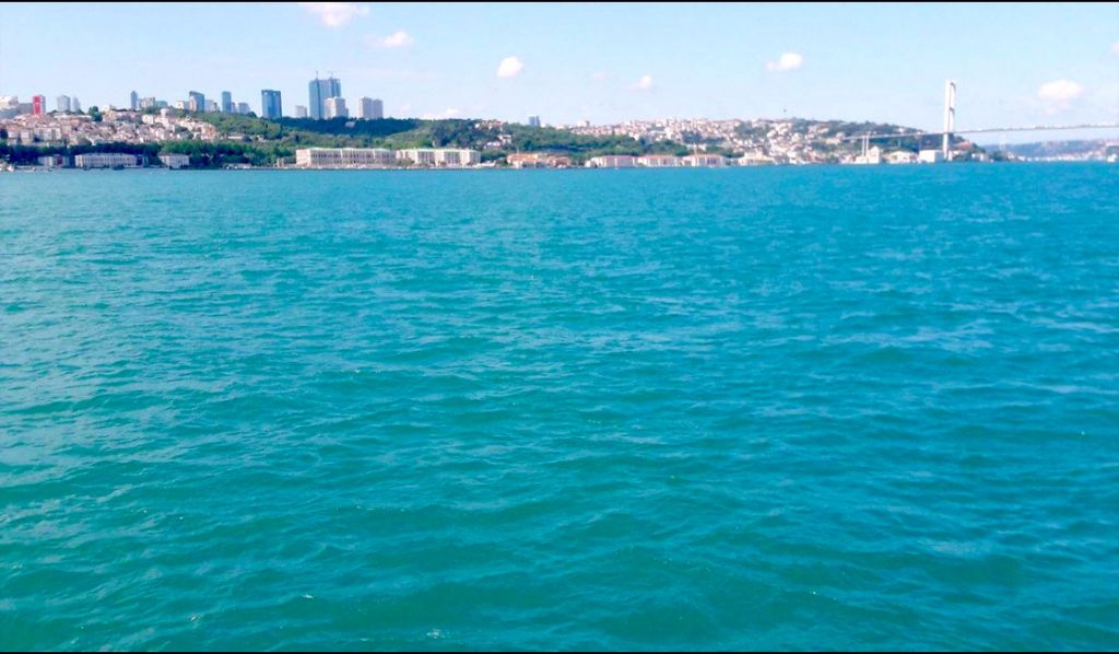 uskudar bosphorus view besiktas