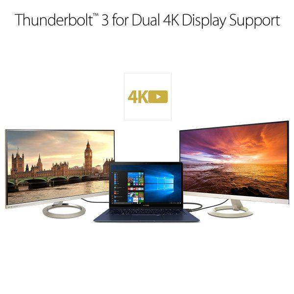 ASUS UX490UA-XS74-BL 14-Inch Zenbook 3 Deluxe