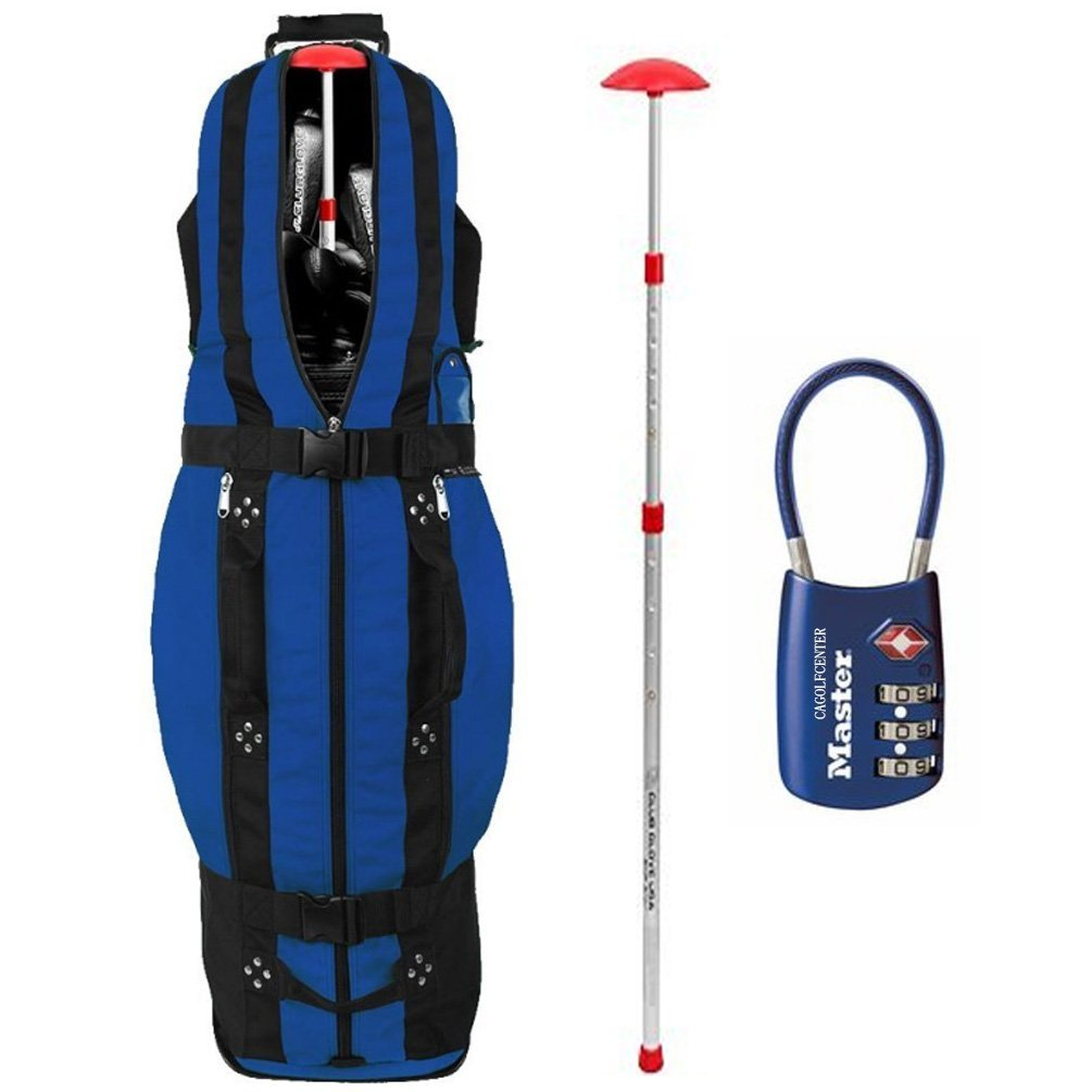 Club Glove Last Bag Collegiate Golf Travel Cover