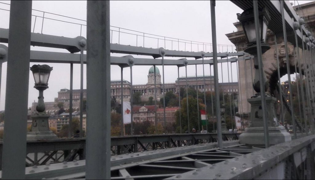 Szabadzag Hid liberty bridge