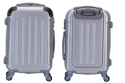 eric yian 3-piece luggage set