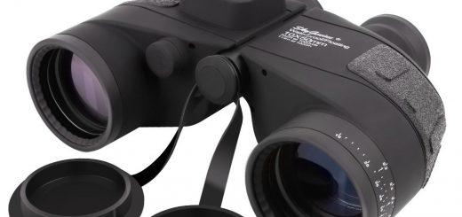 SkyGenius 10X50 Rangefinder Binoculars with Compass
