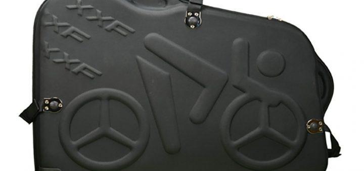 Hepburn's EVA Bike Travel Case for 26:700C:27.5 Mountain Road Bicycle
