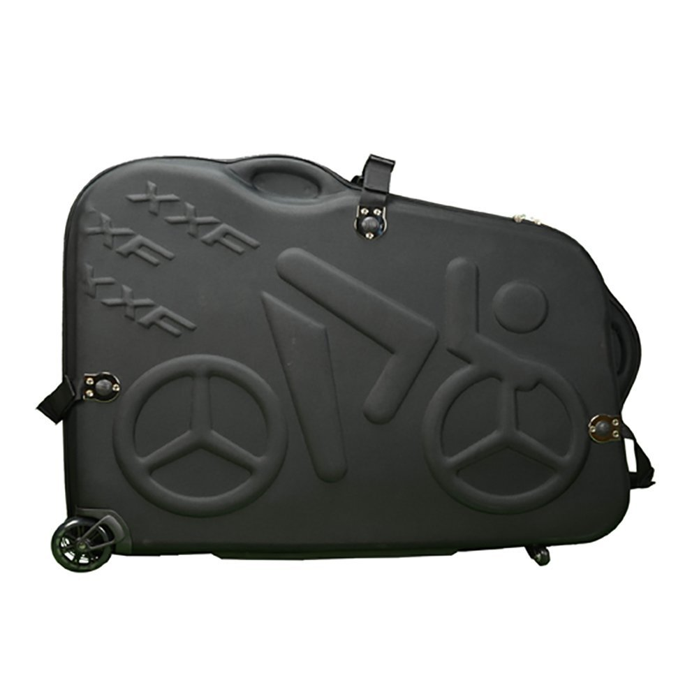 Hepburn's EVA Bike Travel Case for 26:700C:27.5 Mountain Road Bicycle
