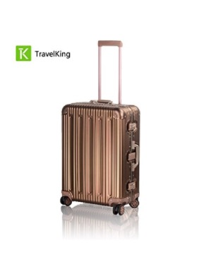 TravelKing All Aluminum HardShell Luggage