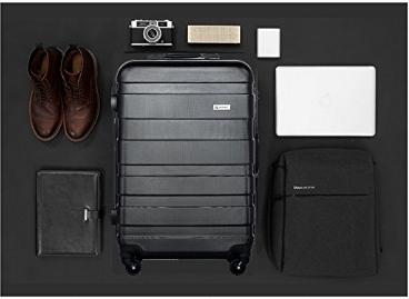 lemoone 3-piece luggage set
