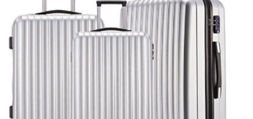 Fochier Luggage Set 3-Piece