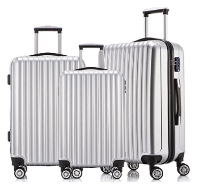 Fochier Luggage Set 3-Piece