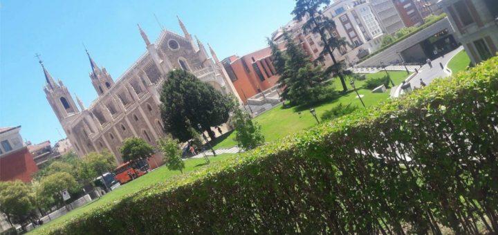 San Jerónimo el Real, Calle Moreto, Madrid, Spain
