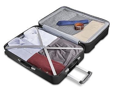 samsonite two piece blx luggage set