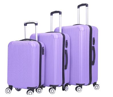 setory spinner lightweight luggage set 3-piece
