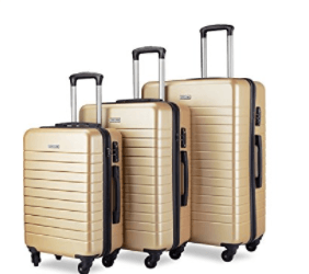 lemoone galaxy luggage set