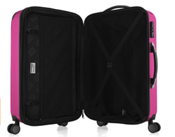 HAUPTSTADTKOFFER Alex Series Glossy Suitcases
