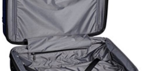 Tumi V3 International Expandable Carry-on interior