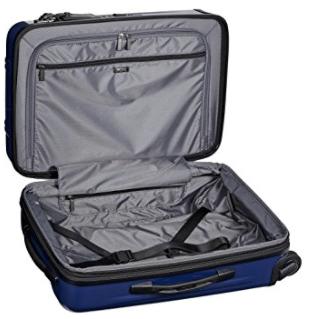 Tumi V3 International Expandable Carry-on interior