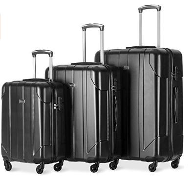merax luggage set 3 pieces