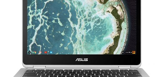 ASUS Chromebook Flip C302CA-DH54 12.5-inch Touchscreen Convertible