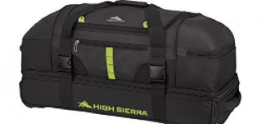 high sierra evolution 30 duffel bag