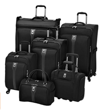 London Fog bags and suitcases
