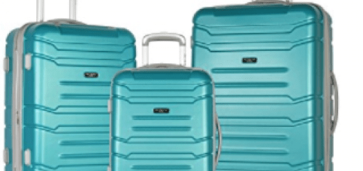olympia 3-piece monarch luggage set