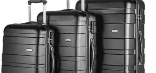 Merax Afuture 3 Piece Luggage Set