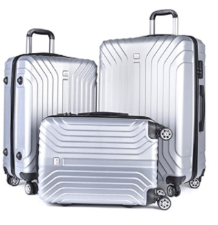 Coofit 3-Piece Luggage Set