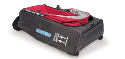 UPPAbaby VISTA Travel Bag with TravelSafe
