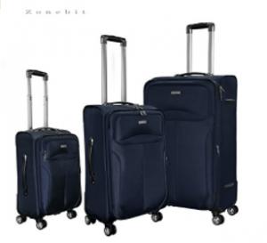Zonebit 3 Piece Luggage Suitcase Set