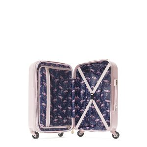 Macbeth On Vacay 21 inch Rolling Suitcase