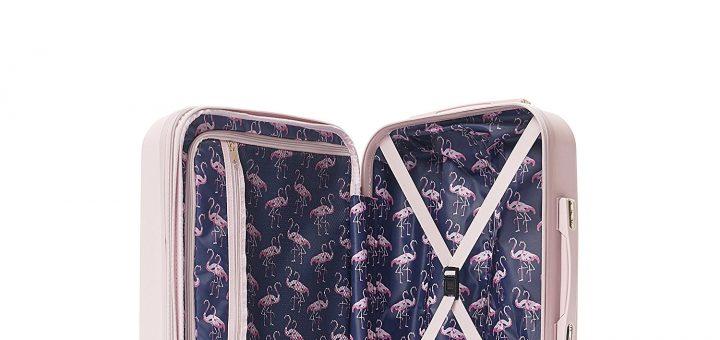 Macbeth On Vacay 21 inch Rolling Suitcase