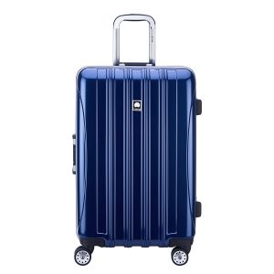 Delsey Luggage Aero Frame Expandable 25 Inch Spinner