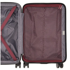Delsey Paris Luggage Alexis 3-Piece Spinner
