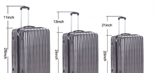Pianeta Spinner PC+ABS Hard Shell Luggage