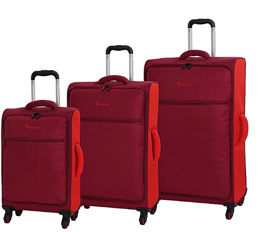 it luggage Combination 3 Piece Lightweight Luggage Set