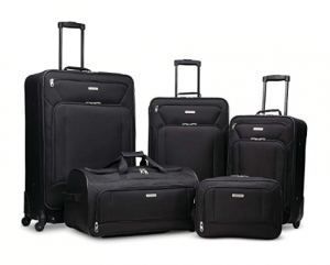 American Tourister Fieldbrook XLT 5 Piece Set