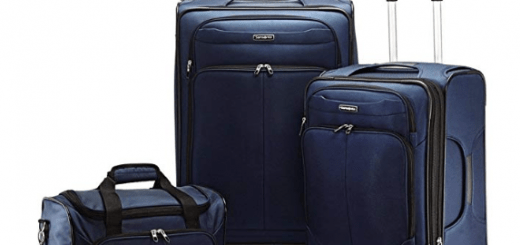 Samsonite Versalite DLX 3 Piece Set
