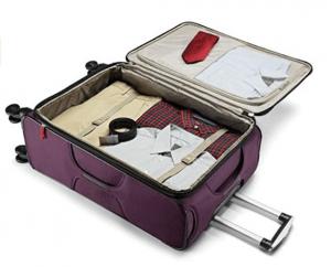 Samsonite Versalite DLX 3 Piece Luggage Set