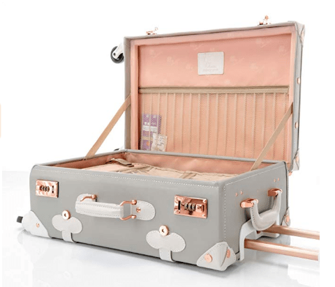 df20f9267 UNIWALKER Pu Leather Vintage Luggage Set Review - Cold Turkey Now