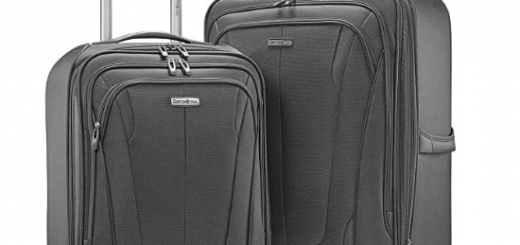 Samsonite GT Dual 2-piece Softside Luggage Set