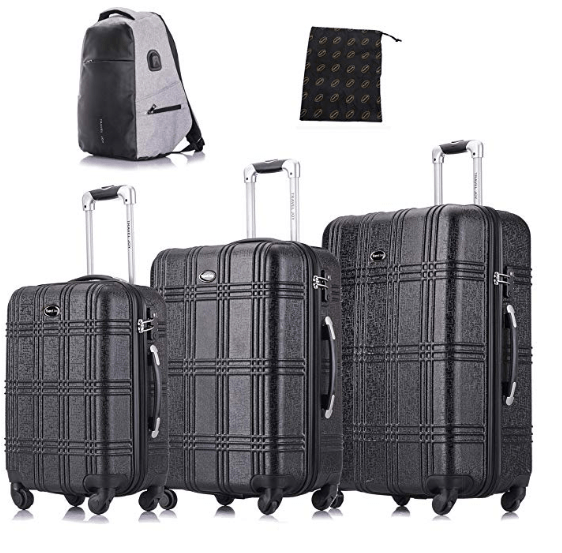 Travel Joy Crossland Luggage Set