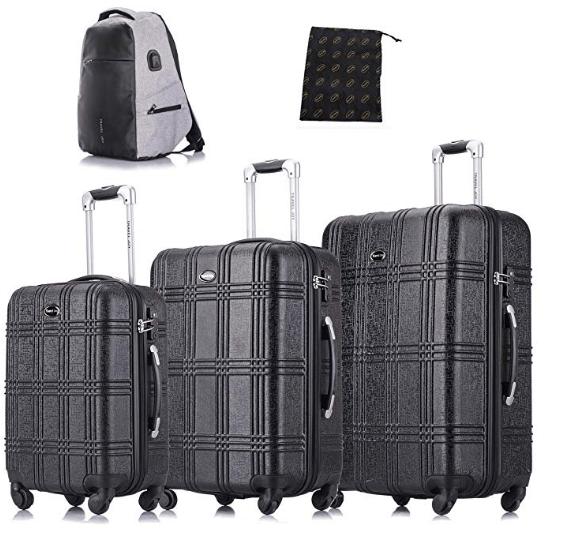 Travel Joy Crossland Luggage Set